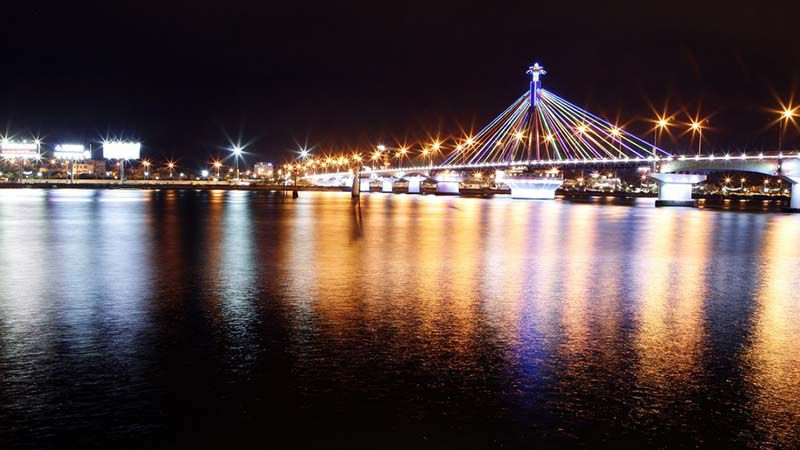 Han River Bridge - Da nang city
