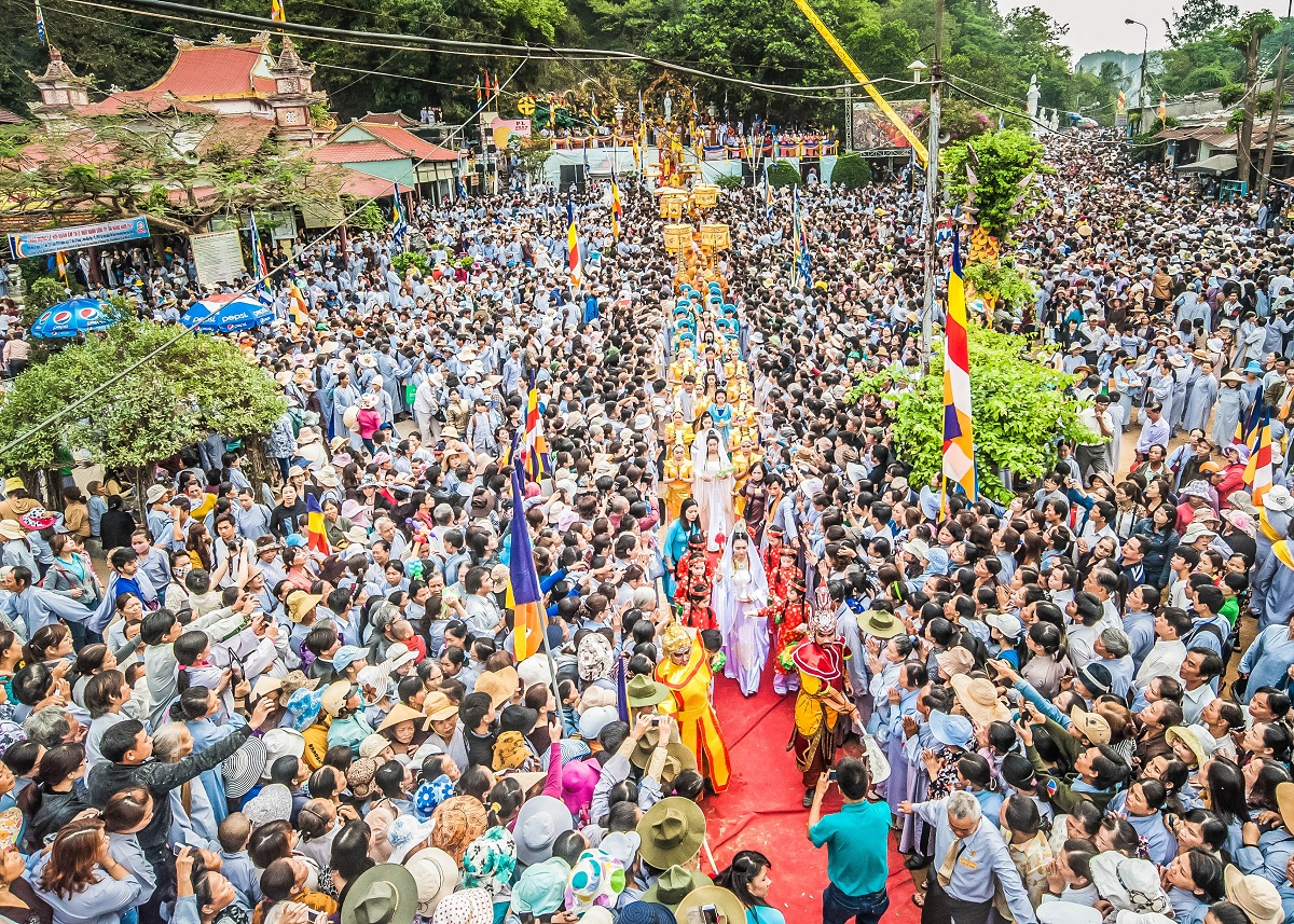 Lễ hội Quán Thế Âm Đà Nẵng 2019