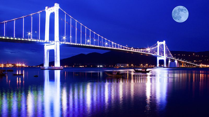 Kết quả hình ảnh cho Thuan Phuoc Bridge