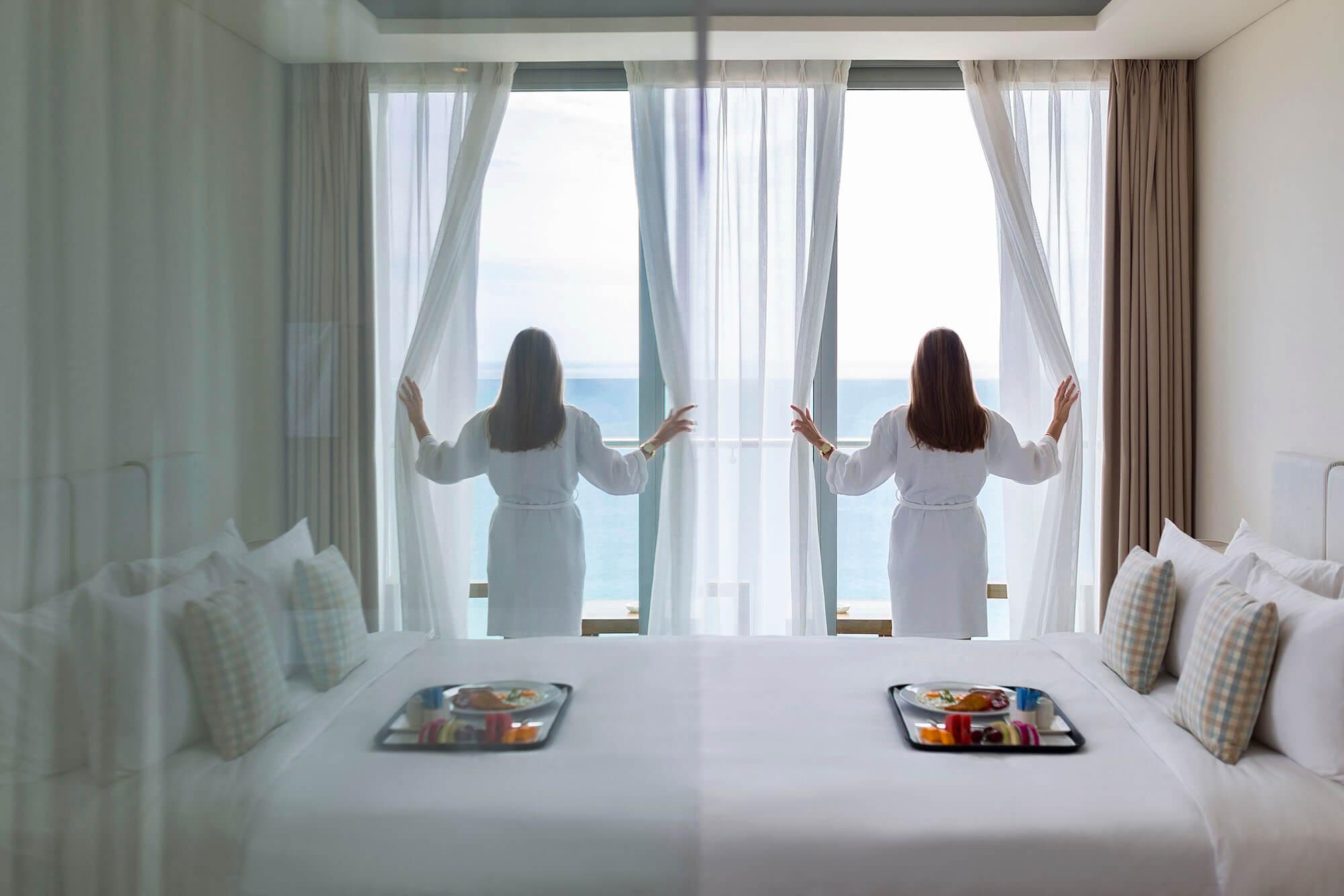 Delight Ocean View Apartment A La Carte Danang Beach Hotel 200 Vo Nguyen Giap Danang Fantasticity Com 04