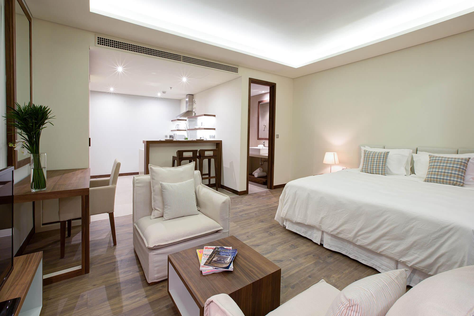 Light Plus Studio A La Carte Danang Beach Hotel 200 Vo Nguyen Giap Danang Fantasticity Com