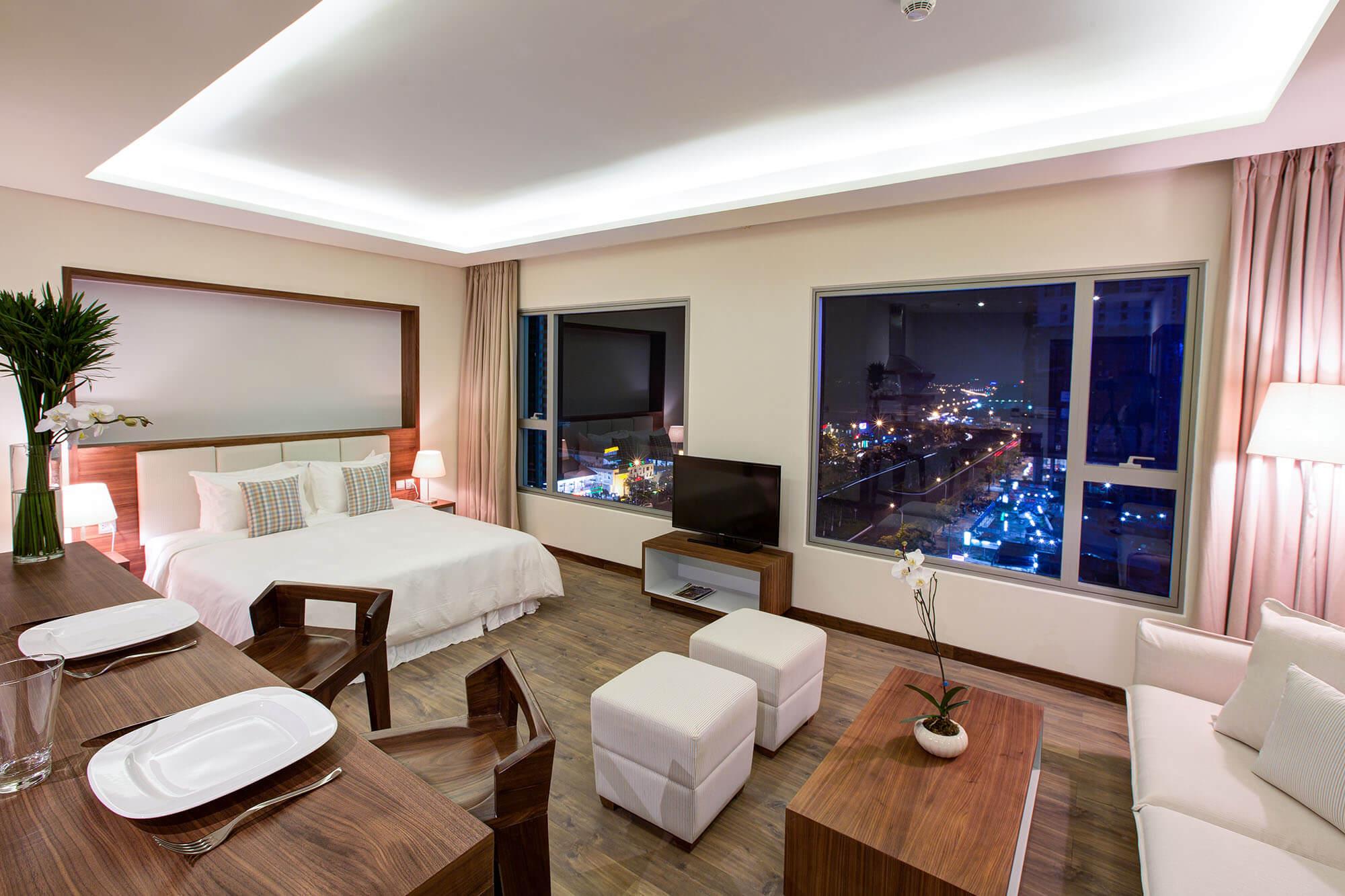 Light Studio A La Carte Danang Beach Hotel 200 Vo Nguyen Giap Danang Fantasticity Com