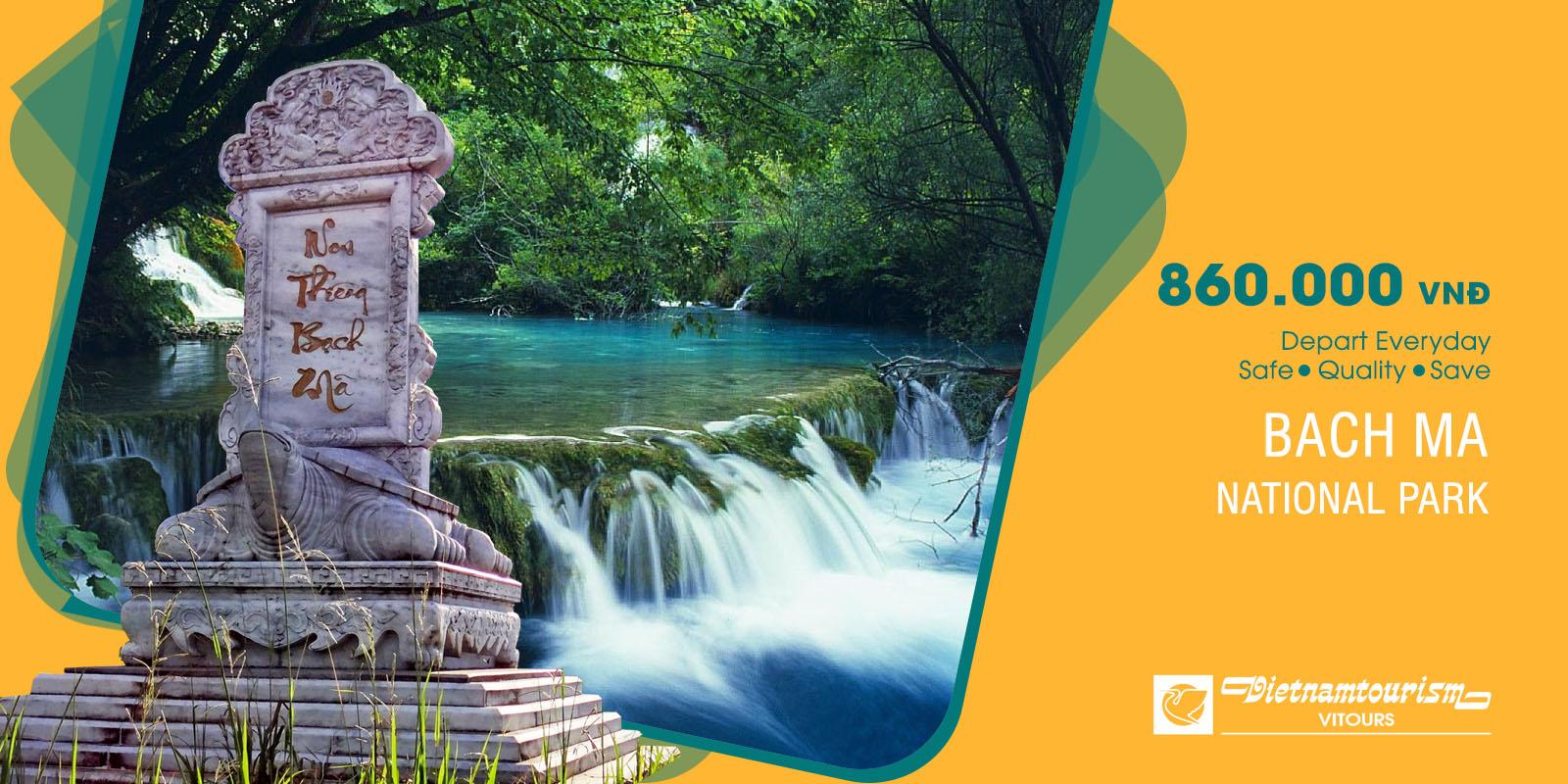 Vitours 5% OFF Bach Ma National Park 2