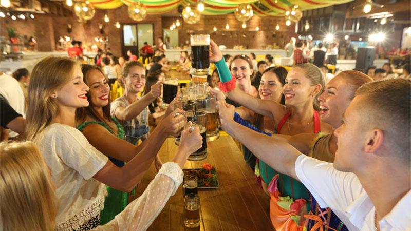 Beer Festival – B'estival 2018 at Sun World Ba Na Hills 4