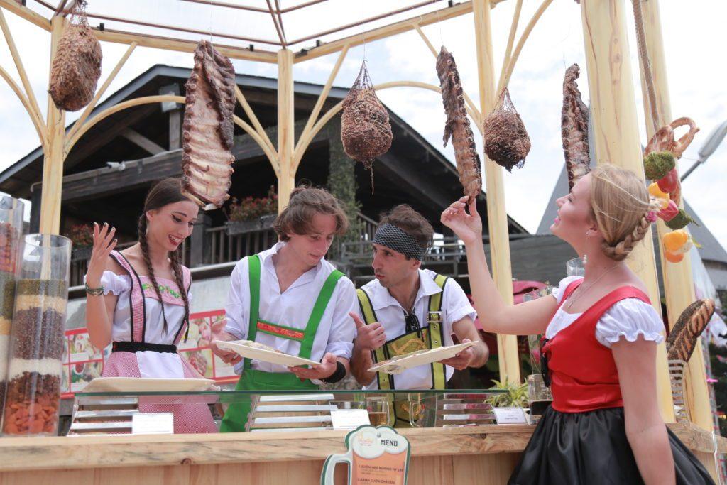 Lễ hội Bia B'estival 2018 tại Sun World Bà Nà Hills 5