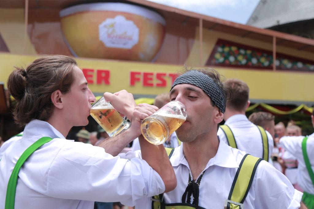 Beer Festival – B'estival 2018 at Sun World Ba Na Hills 3