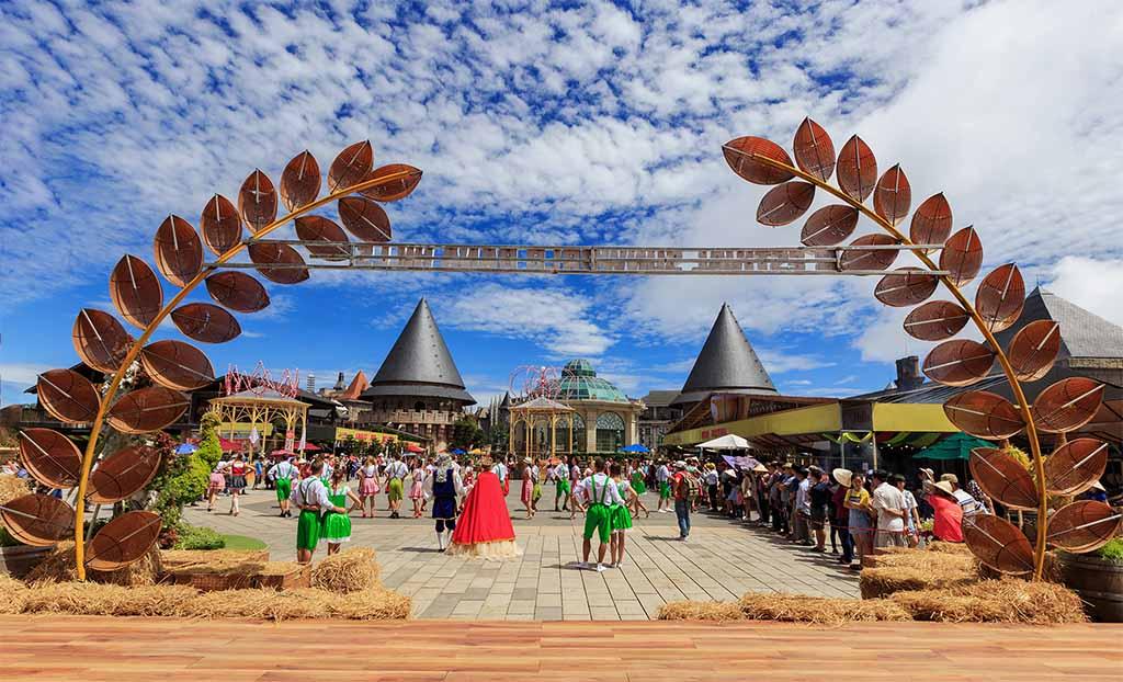 Lễ hội Bia B'estival 2018 tại Sun World Bà Nà Hills 8