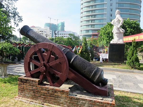 Xác định khu vực công cộng, quảng trường quanh Thành Điện Hải Đà Nẵng 2