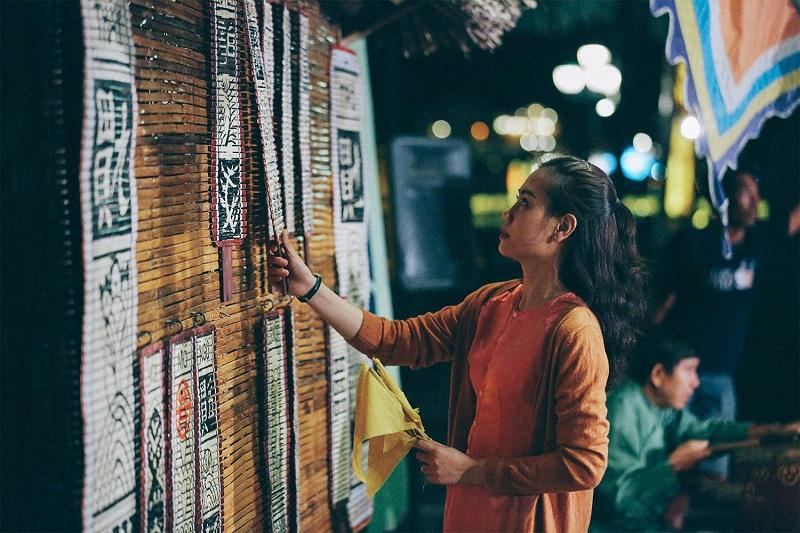 """Nghệ thuật hô/hát bài chòi có thể là một trong những """"đặc sản"""" của Đà Nẵng được giới thiệu tại Liên hoan Nghệ thuật biểu diễn thế giới."""