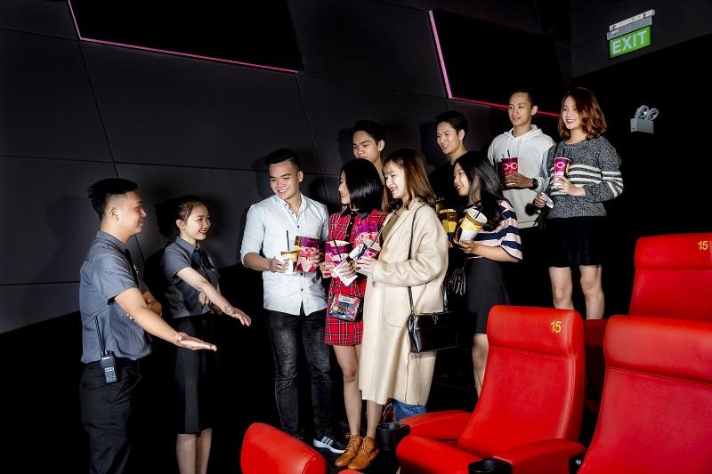 Xem phim Tết, trúng S8 tại METIZ CINEMA 2