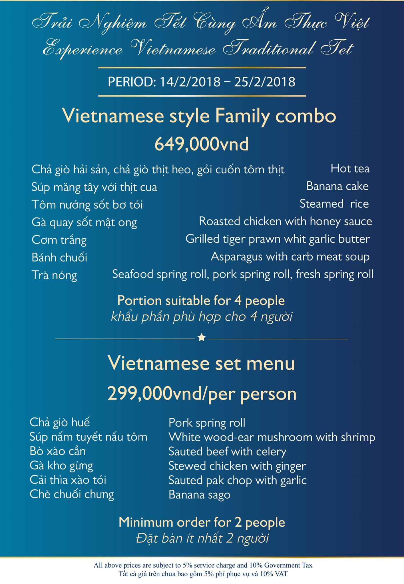 Experience Vietnamese Traditional Tet at Diamond Sea Hotel Danang 1