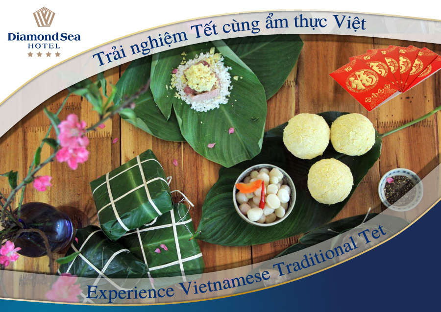 Experience Vietnamese Traditional Tet at Diamond Sea Hotel Danang