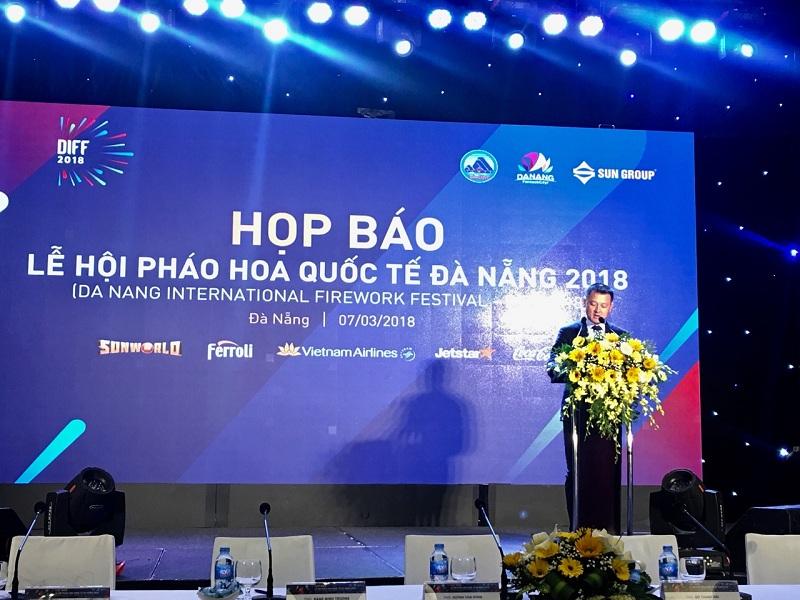 Chính thức khởi động Lễ hội pháo hoa Đà Nẵng 2018 với nhiều đổi mới  3