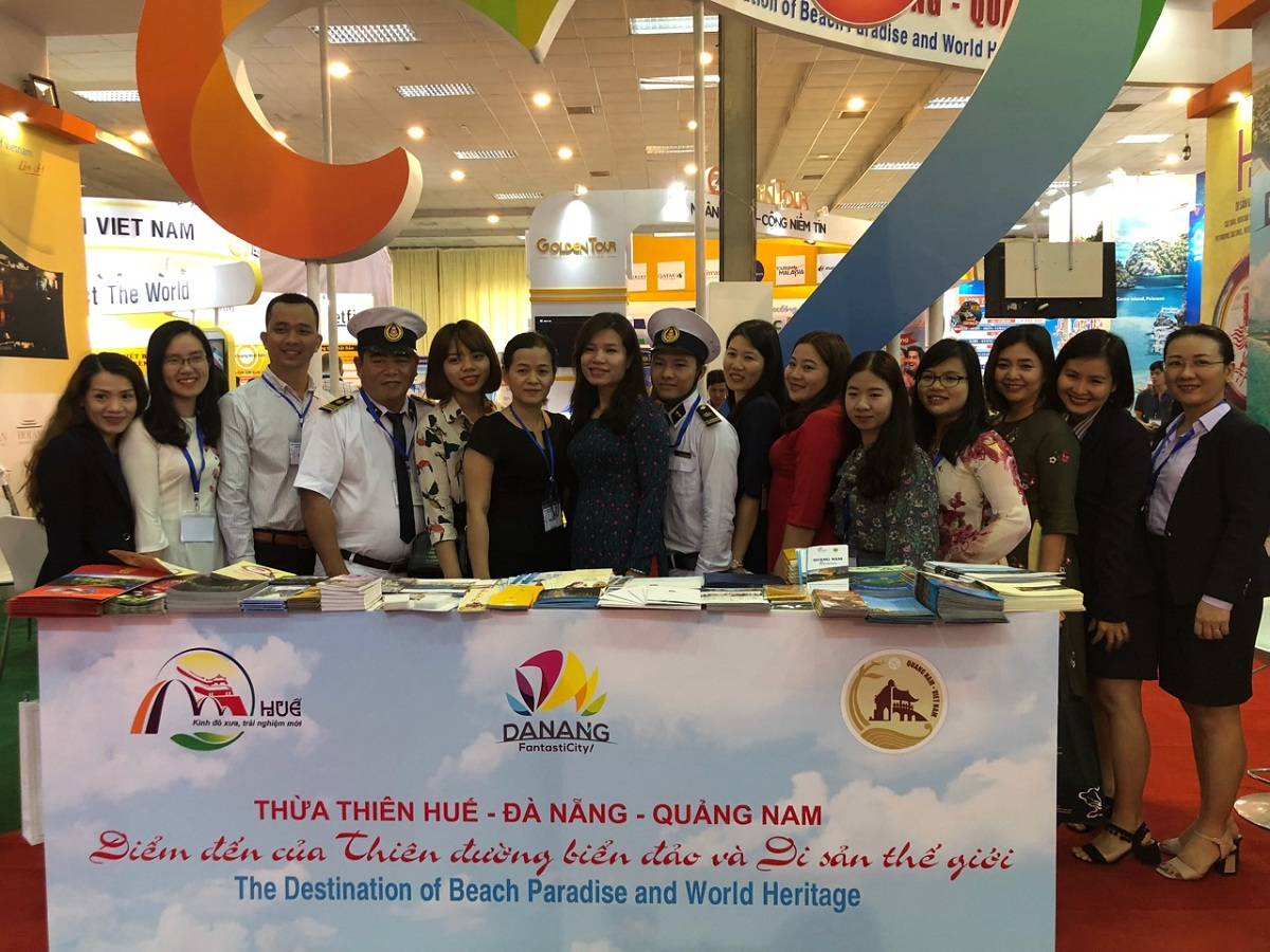 Chương trình giới thiệu du lịch 03 địa phương Huế - Quảng Nam - Đà Nẵng tại Hà Nội 2