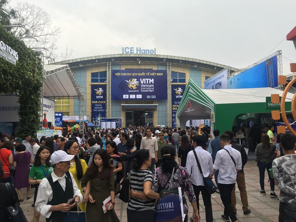 Đà Nẵng tham gia hội chợ VITM Hà Nội 2018 2