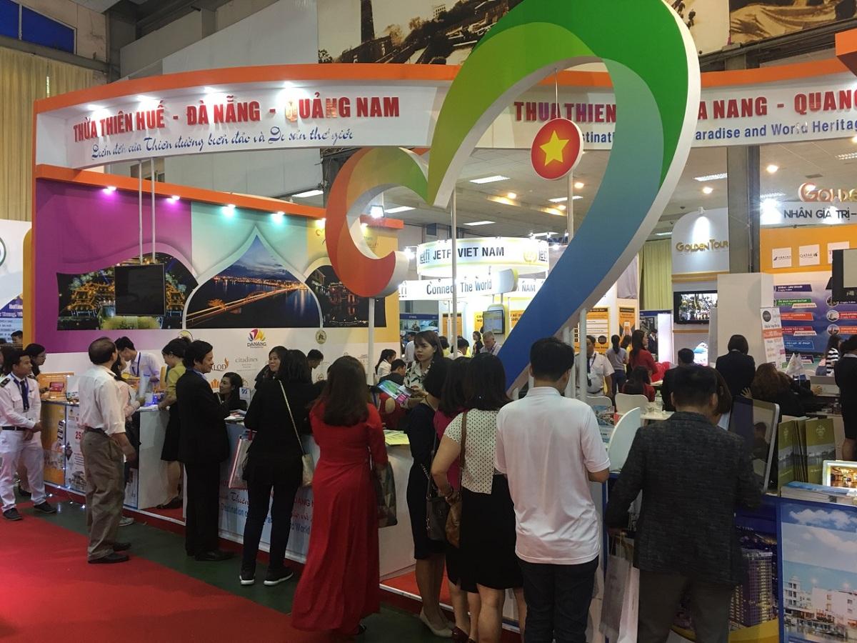 Đà Nẵng tham gia hội chợ VITM Hà Nội 2018 4