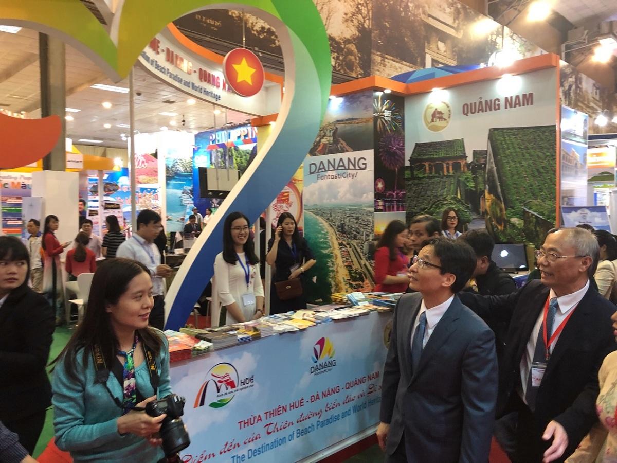 Chương trình giới thiệu du lịch 03 địa phương Huế - Quảng Nam - Đà Nẵng tại Hà Nội 1