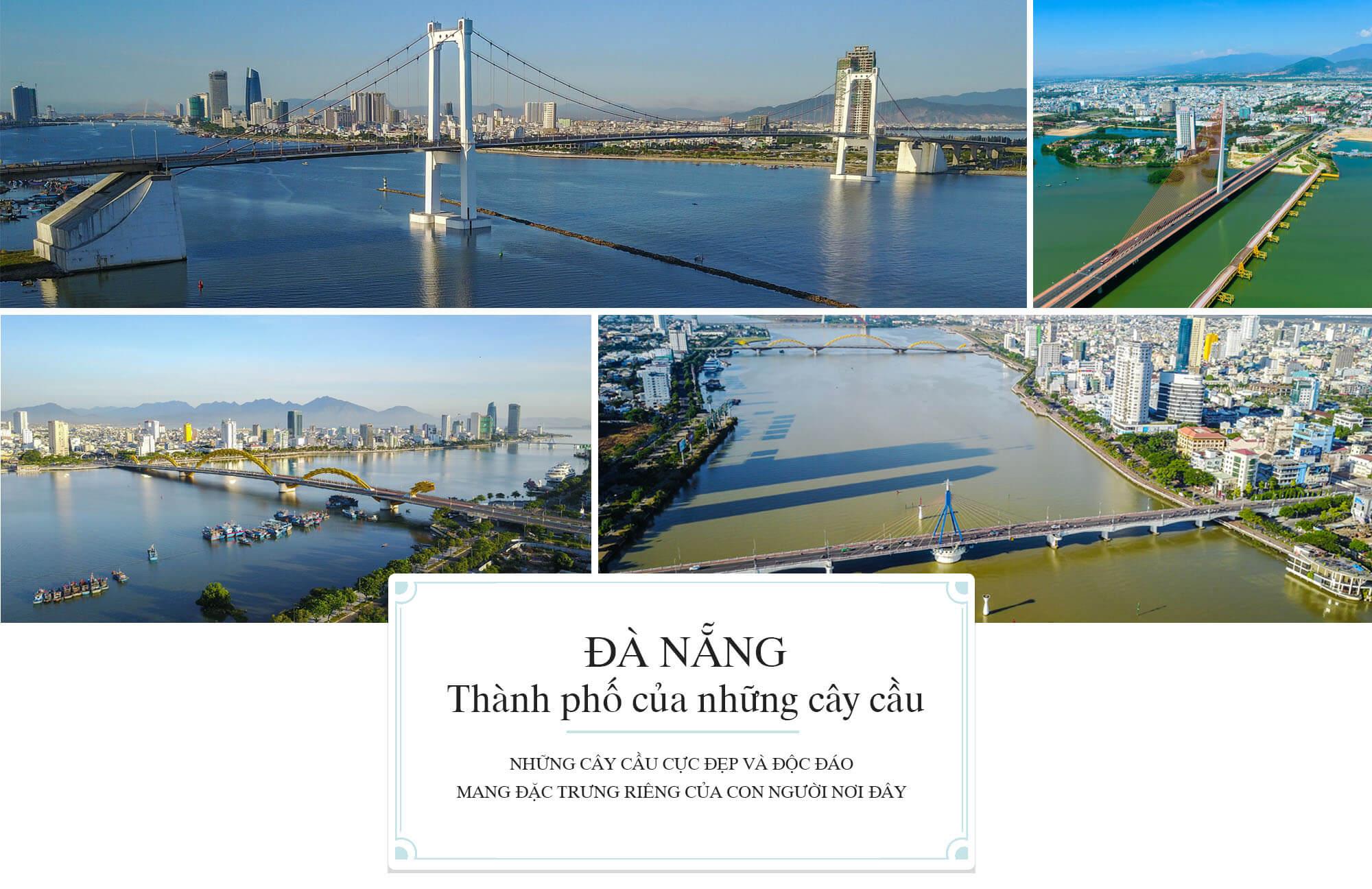 Bài thuyết minh về các cây cầu bắt qua sông Hàn \u2013 Sở Du lịch Đà Nẵng