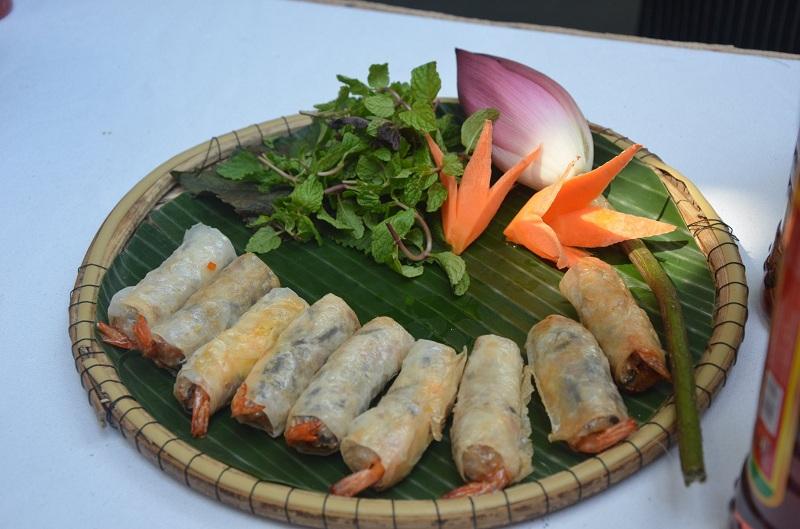 Đầu bếp trên tàu sân bay Mỹ giao lưu ẩm thực tại Đà Nẵng 9