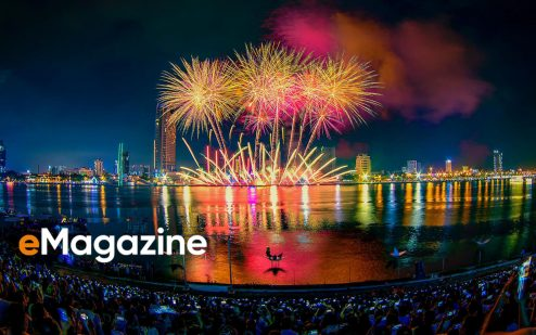 Must check-in places during Danang International Fireworks Festival 2018