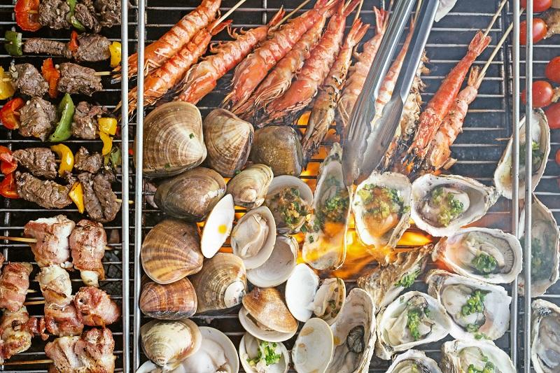 Pullman Danang Beach Resort- BUFFET trưa Chủ Nhật 2