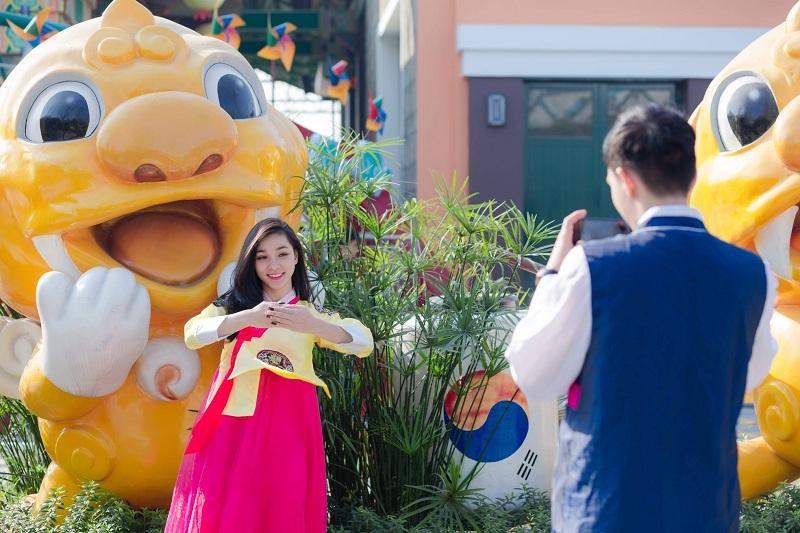 Sun World Danang Wonders thay đổi giá vé