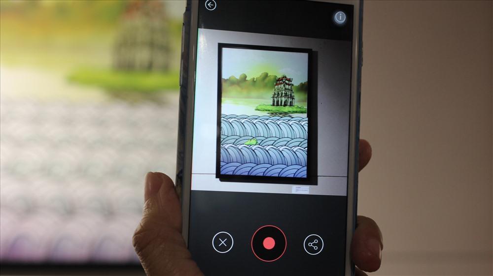 Trải nghiệm ngắm tranh công nghệ kỹ thuật số tại triển lãm tranh Châu Âu 3