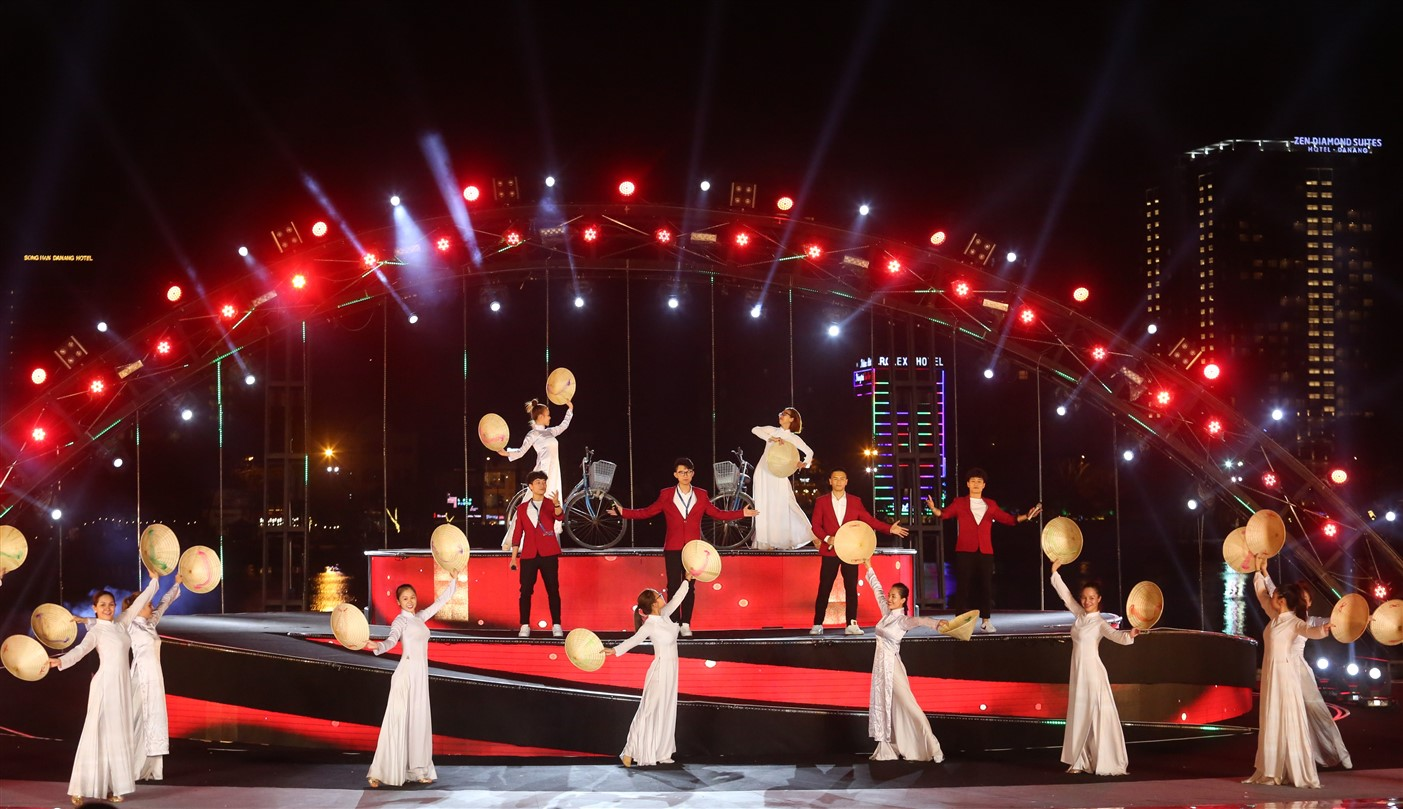 Lễ hội pháo hoa Quốc tế Đà Nẵng 2018 đã sẵn sàng cho đêm khai mạc 6