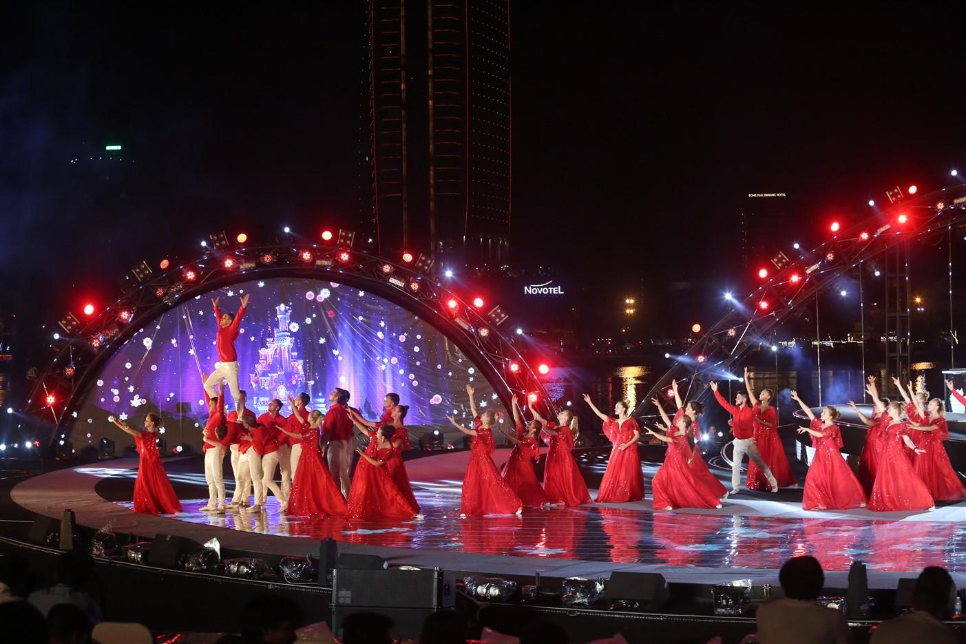 Lễ hội pháo hoa Quốc tế Đà Nẵng 2018 đã sẵn sàng cho đêm khai mạc