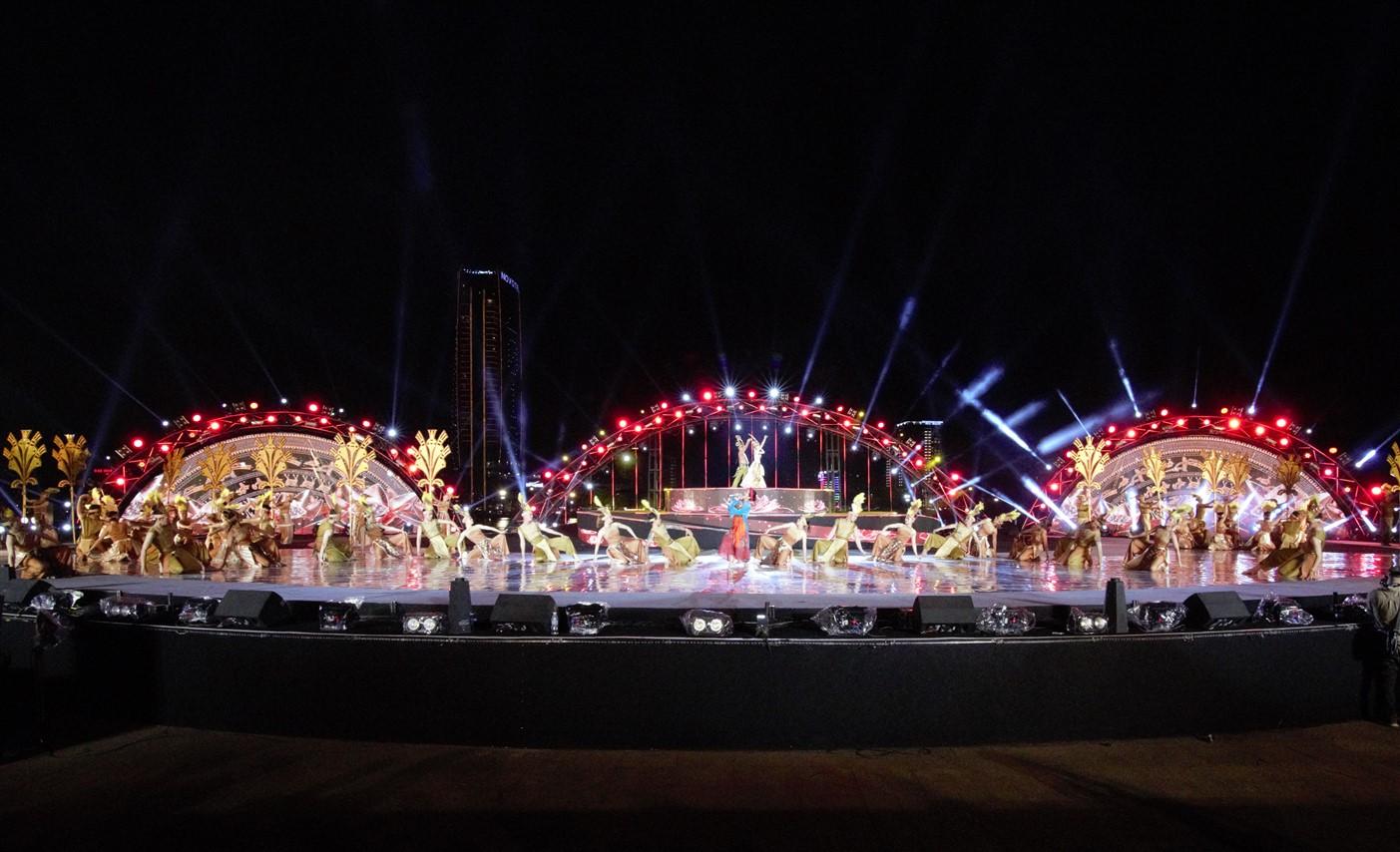 Lễ hội pháo hoa Quốc tế Đà Nẵng 2018 đã sẵn sàng cho đêm khai mạc 2