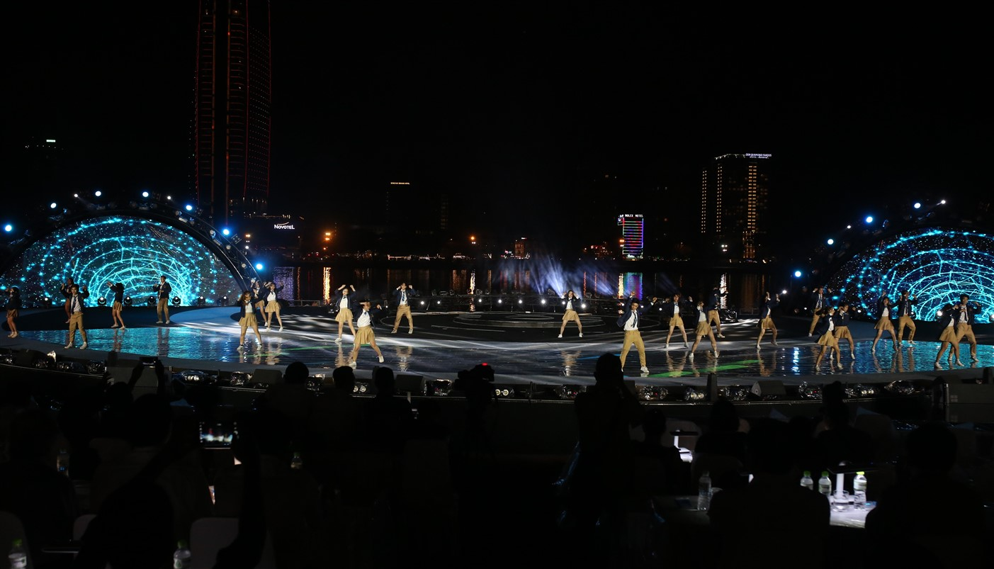 Lễ hội pháo hoa Quốc tế Đà Nẵng 2018 đã sẵn sàng cho đêm khai mạc 5