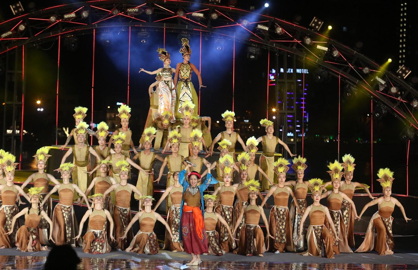 Lễ hội pháo hoa Quốc tế Đà Nẵng 2018 đã sẵn sàng cho đêm khai mạc 3