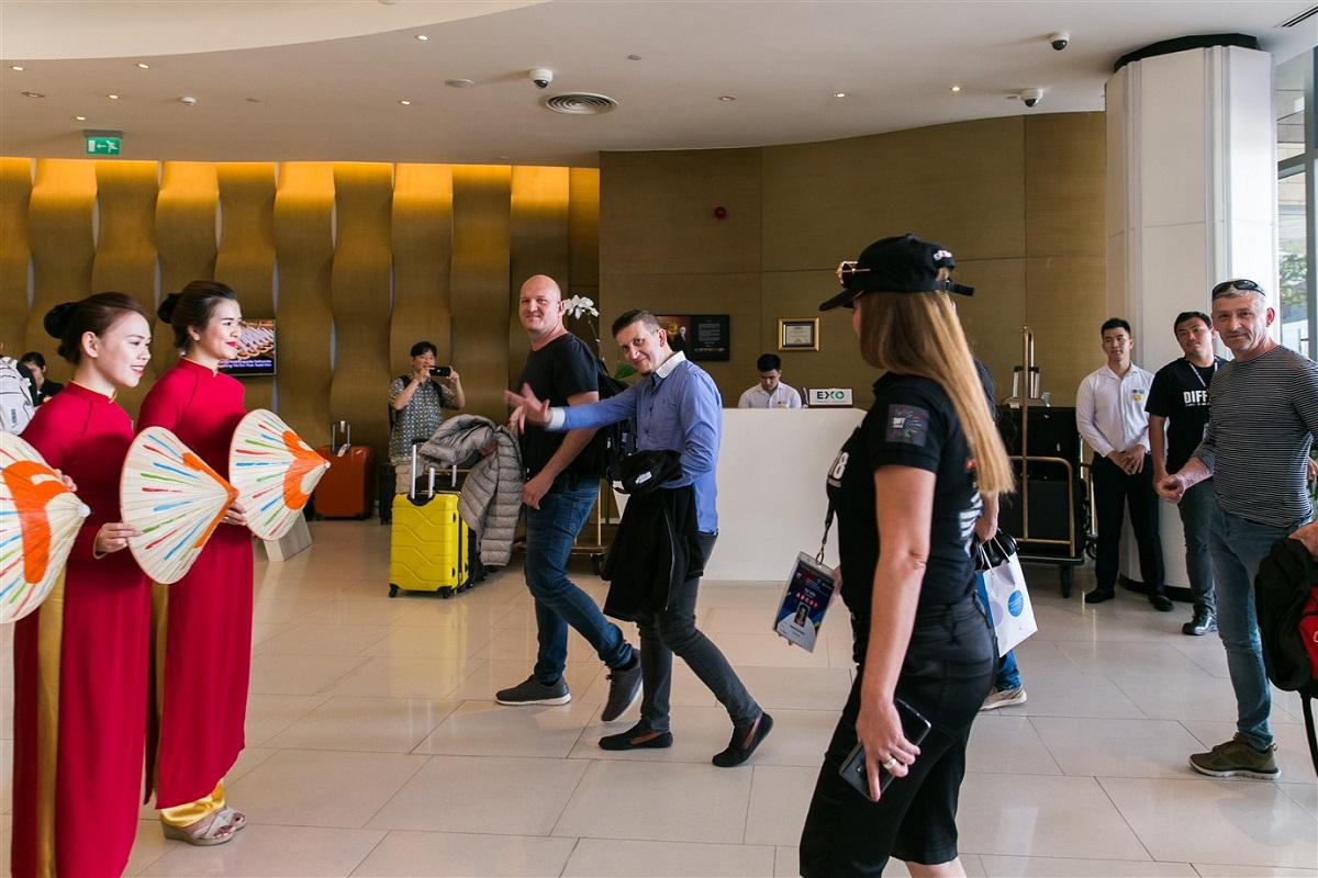 Ba Lan - Đội pháo hoa Quốc tế đầu tiên tới Đà Nẵng