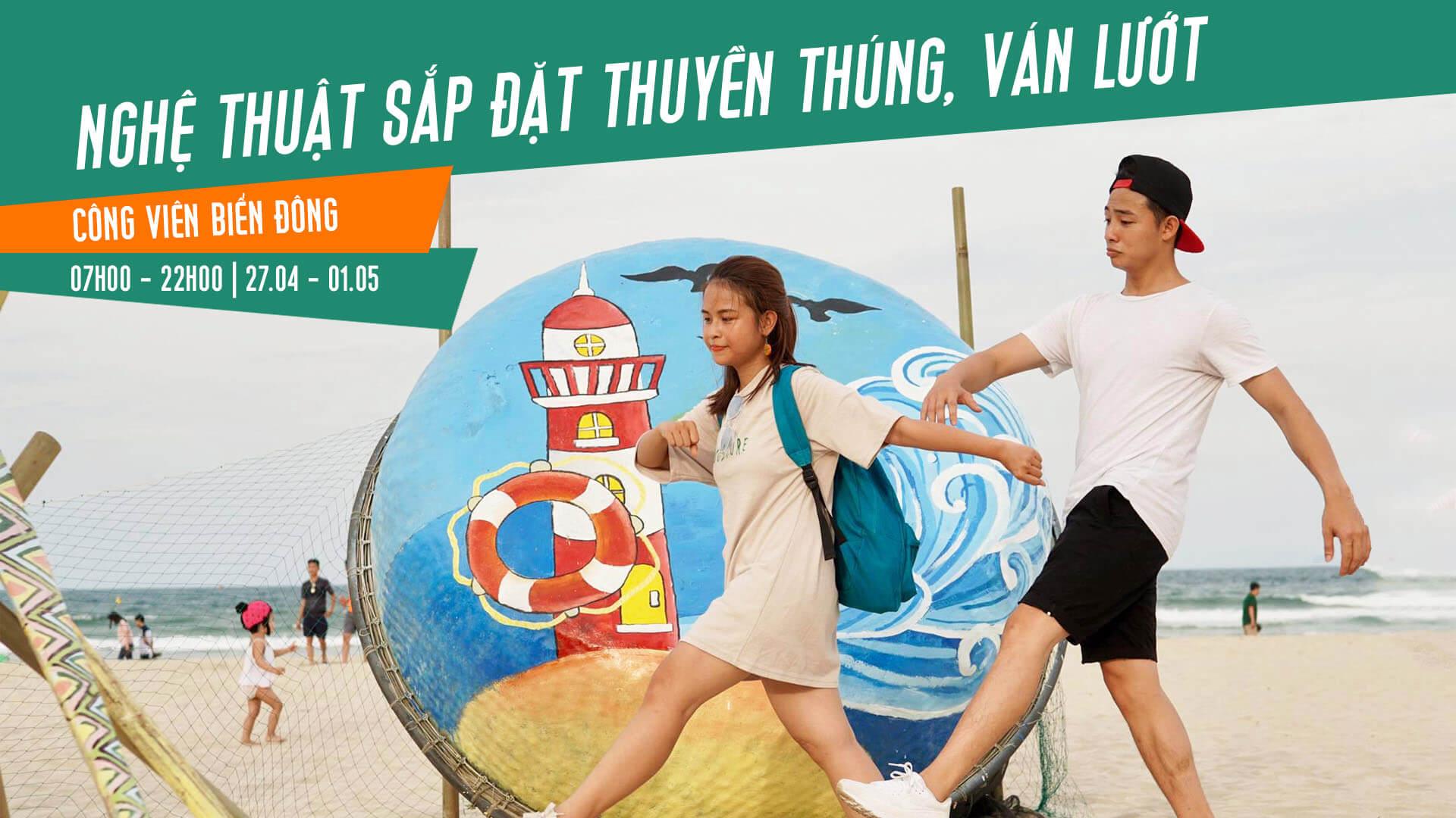 Chi tiết chương trình Khai trương mùa Du lịch biển Đà Nẵng 2018 1