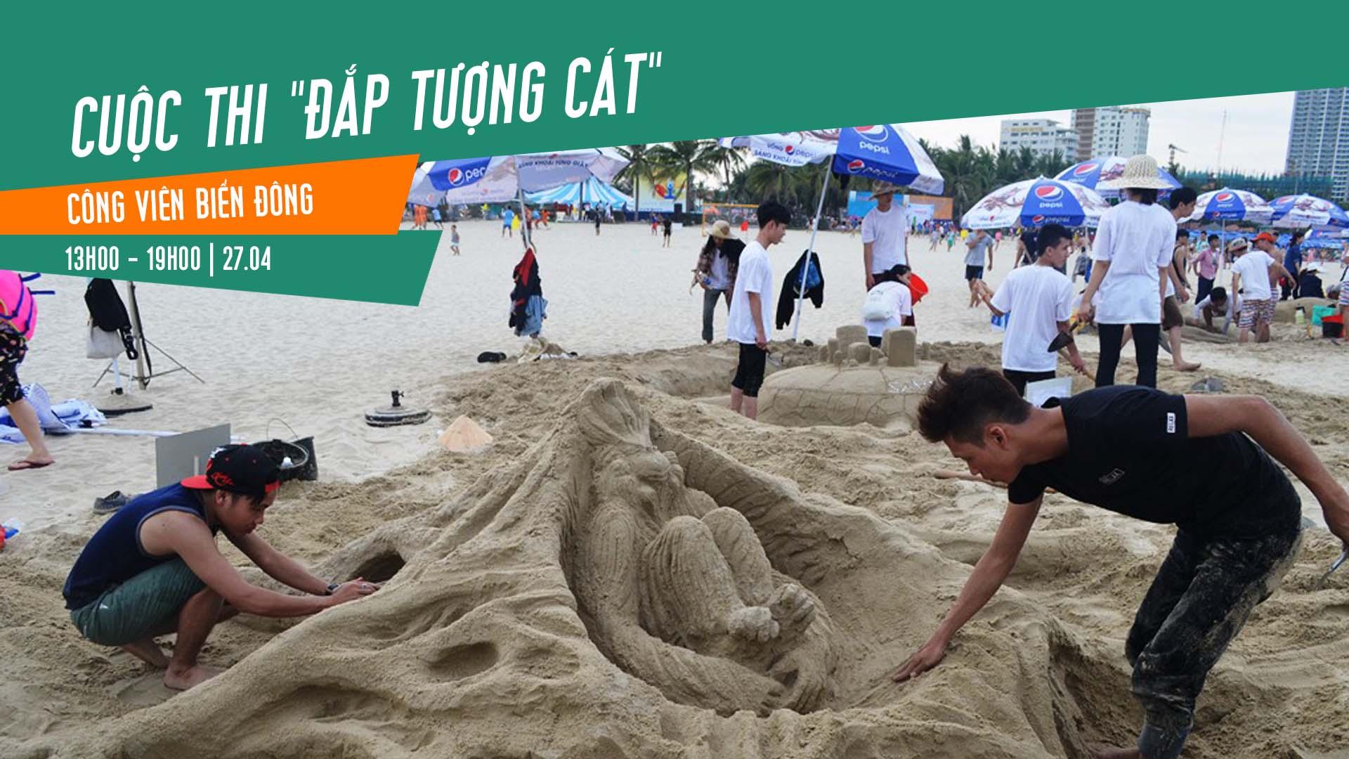 Chi tiết chương trình Khai trương mùa Du lịch biển Đà Nẵng 2018 7