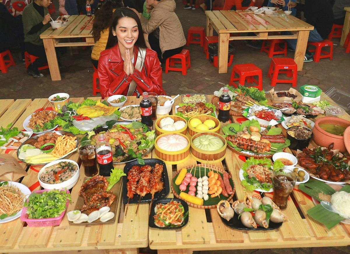 Danang: This public holiday, don't forget to check out Coca-Cola Street food festival 2