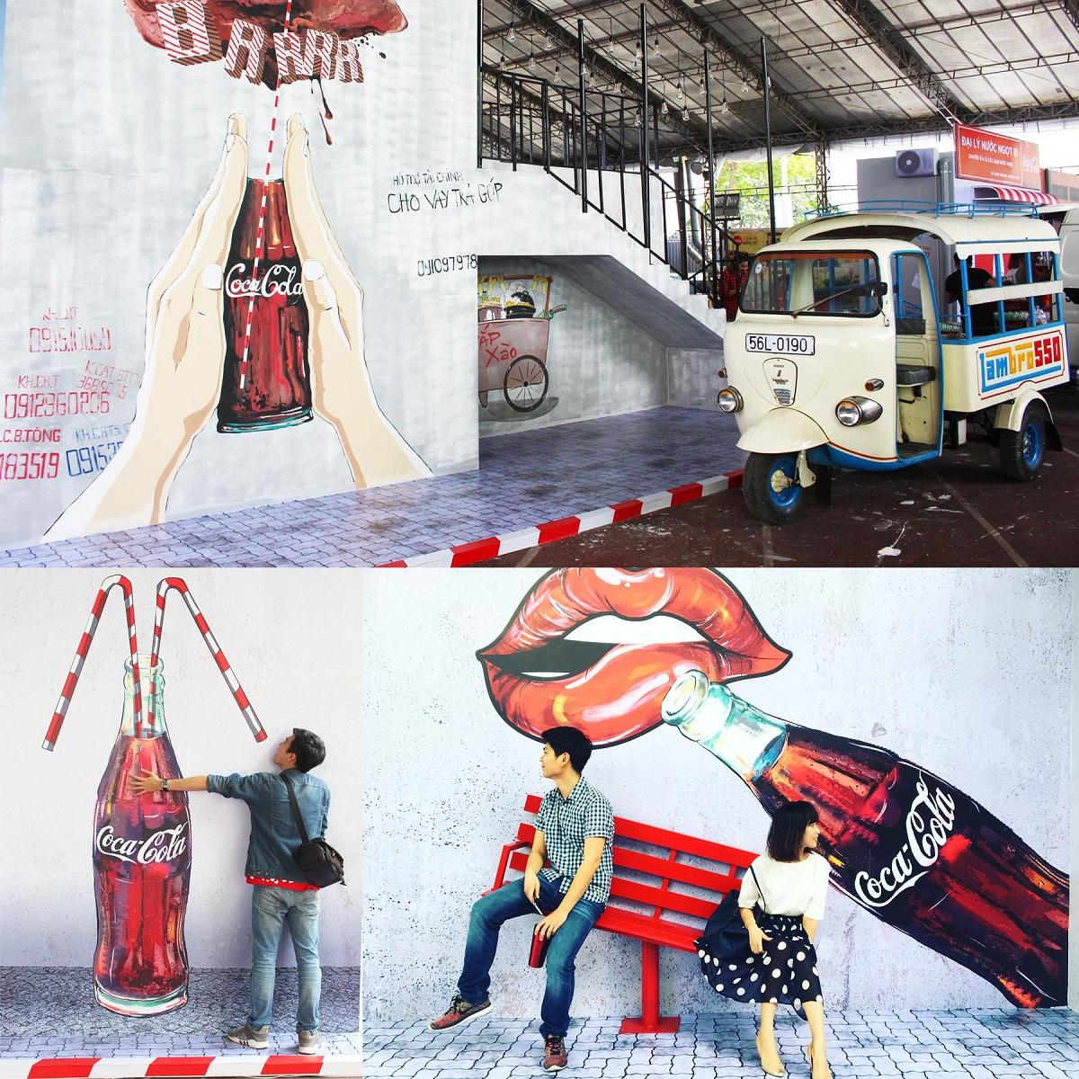 Đà Nẵng: Dịp lễ này, đừng quên check-in Lễ hội ẩm thực đường phố Coca-cola 11