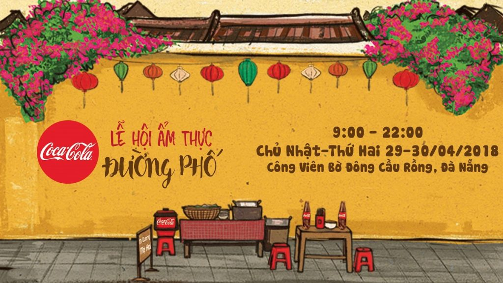 Danang: This public holiday, don't forget to check out Coca-Cola Street food festival 1