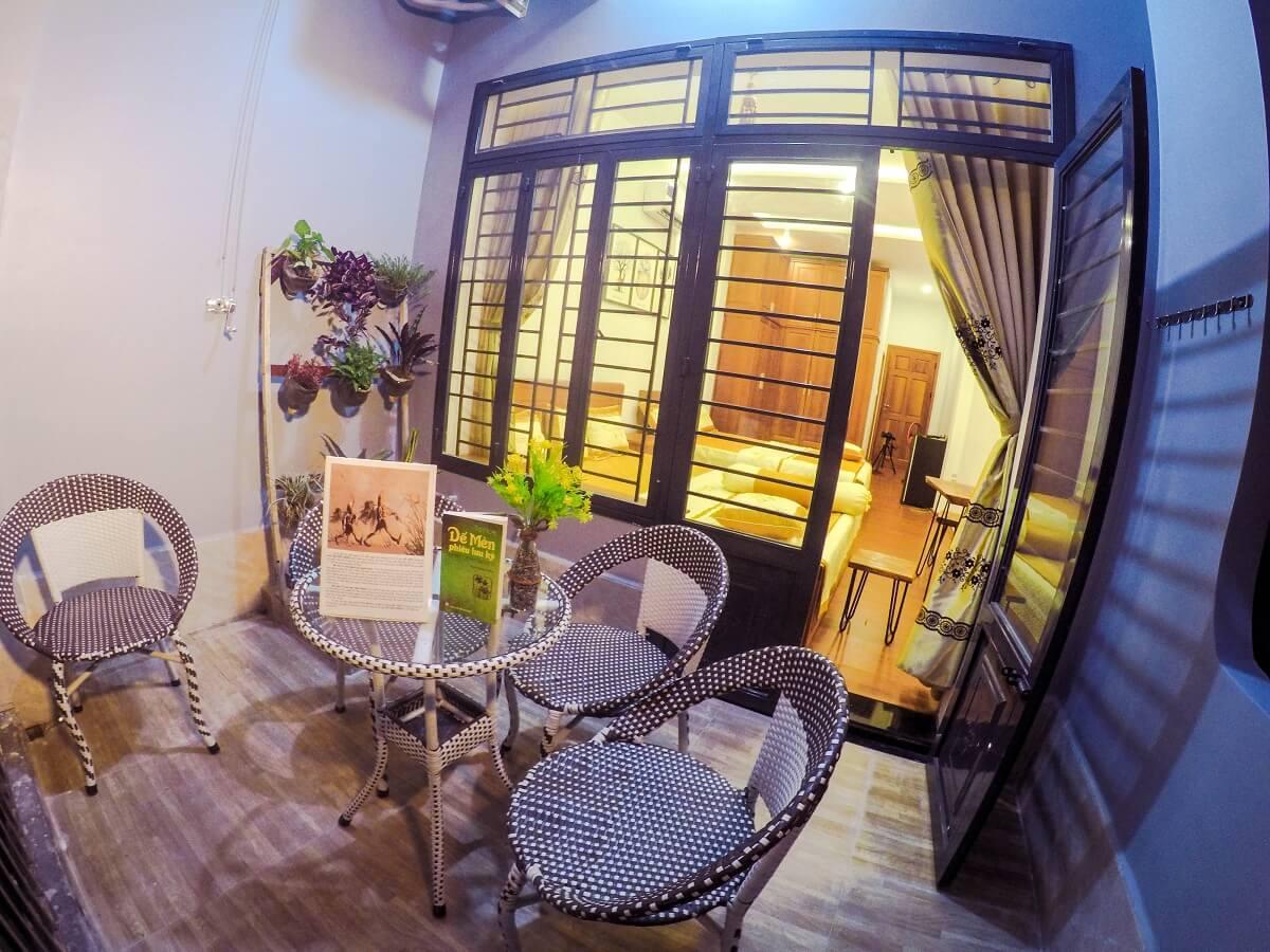 Dế Mèn Homestay – Homestay nhà Dế giữa lòng thành phố Đà Nẵng 3