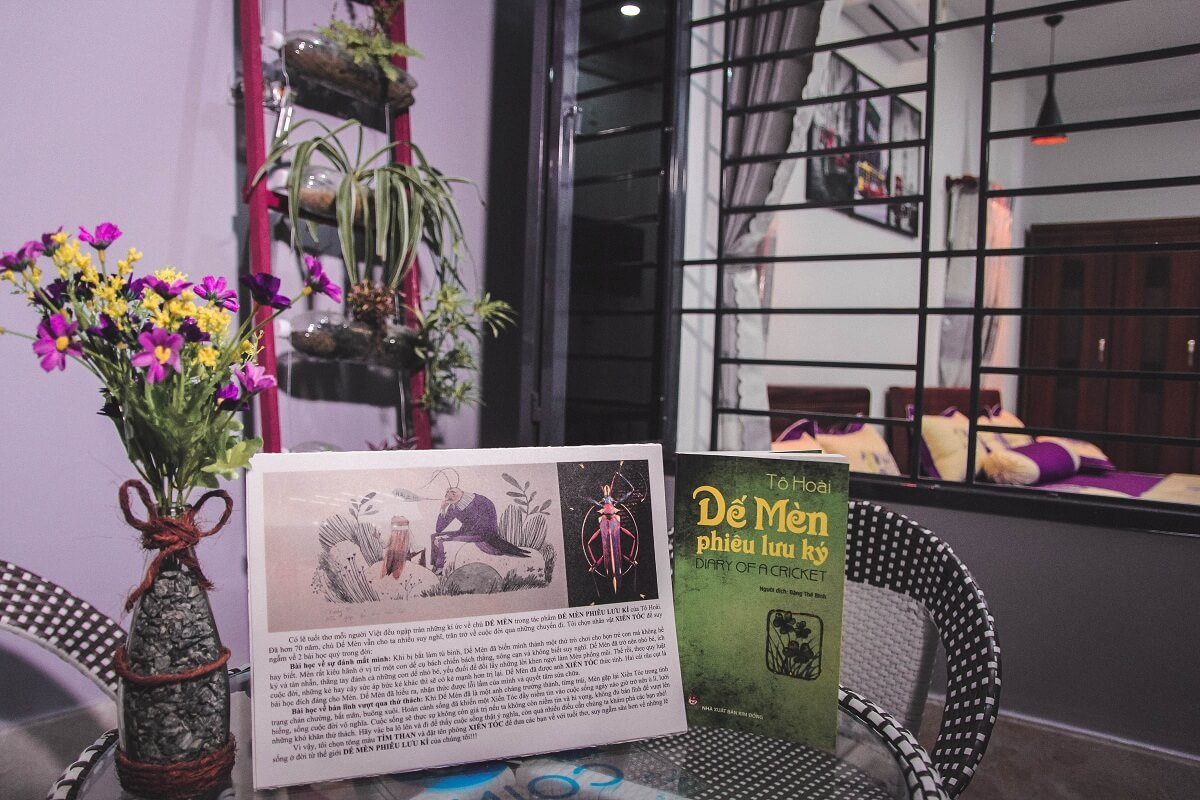 De Men Homestay – the little Cricket homestay in the heart of Danang 7