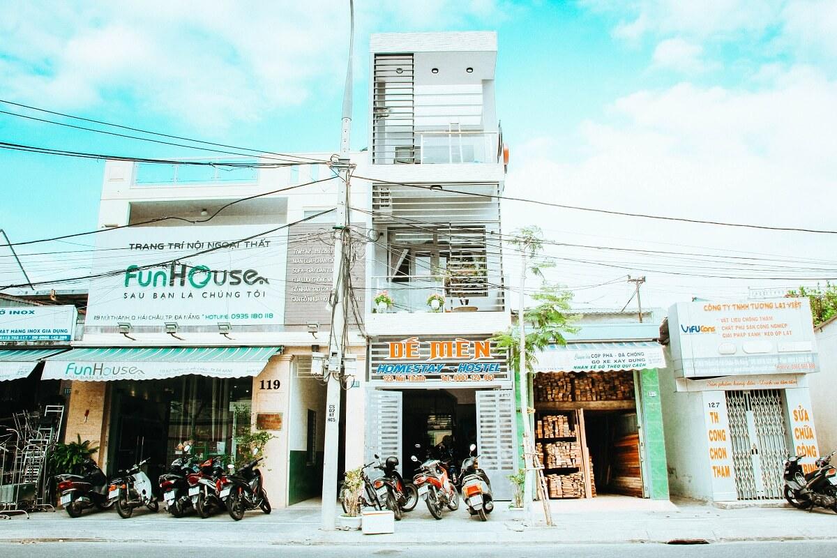 Dế Mèn Homestay – Homestay nhà Dế giữa lòng thành phố Đà Nẵng 16