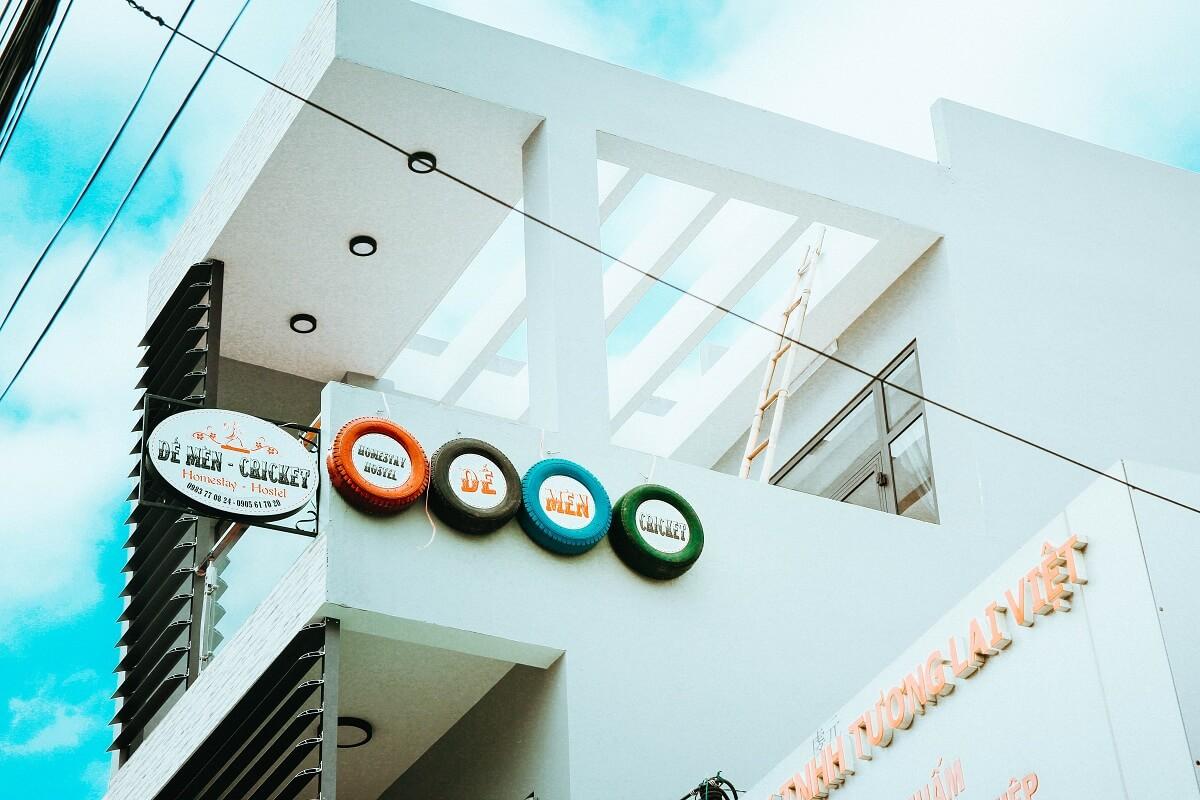 Dế Mèn Homestay – Homestay nhà Dế giữa lòng thành phố Đà Nẵng