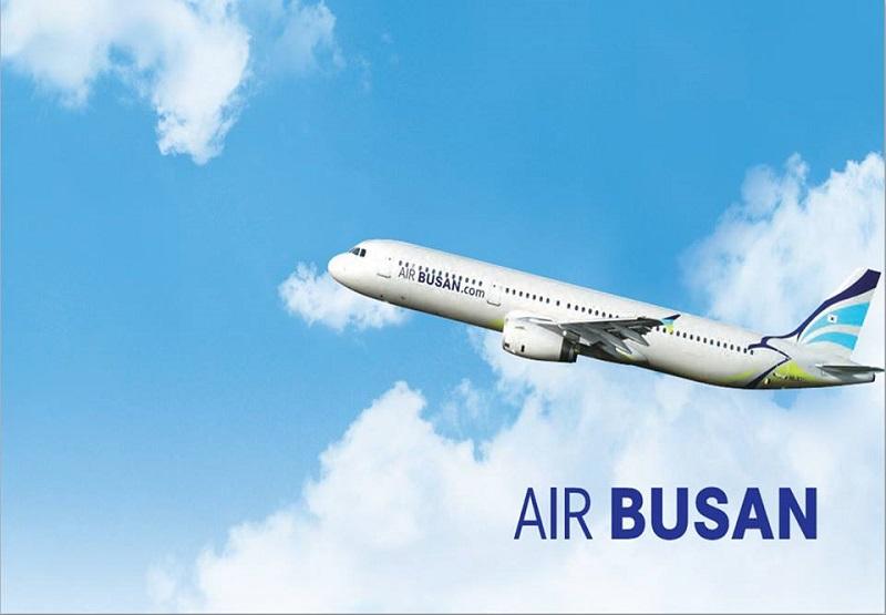 Hãng hàng không AirBusan tuyển dụng tháng 4.2018
