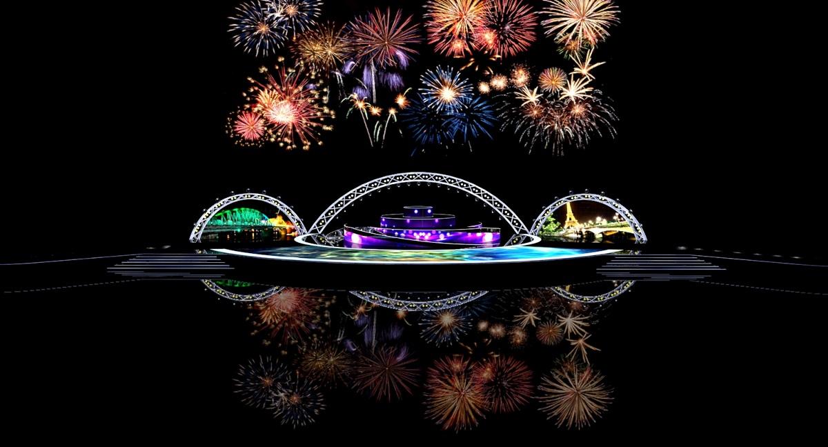 Hé lộ kịch bản và sân khấu đêm khai mạc Lễ hội pháo hoa Quốc tế Đà Nẵng 7