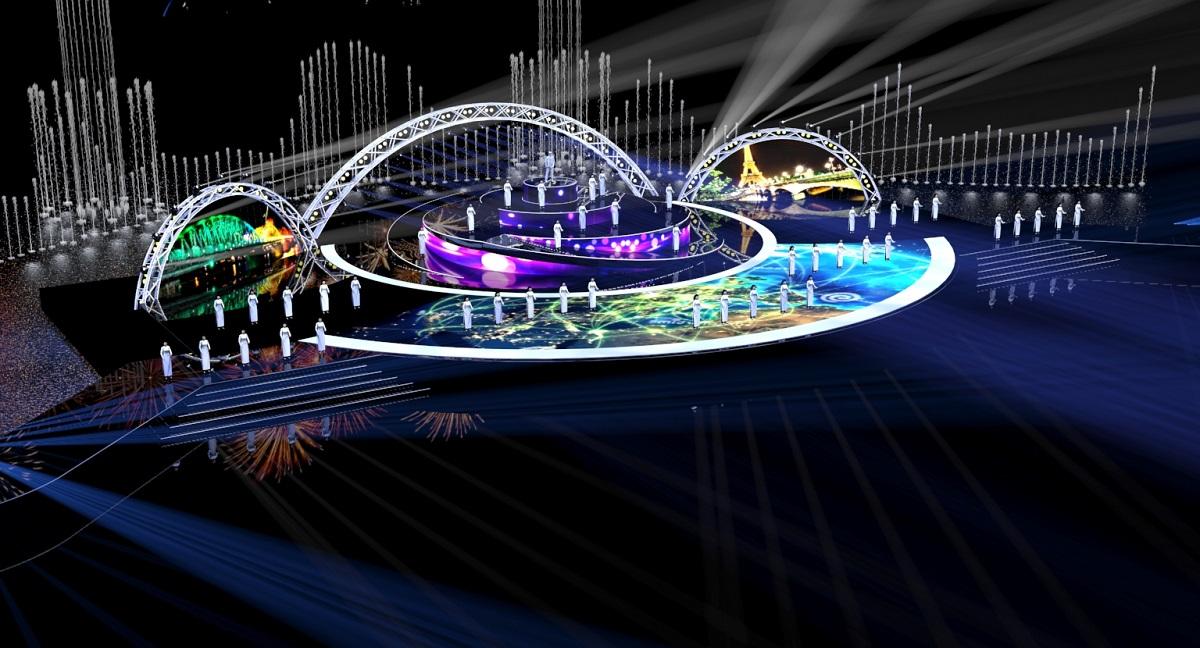 Hé lộ kịch bản và sân khấu đêm khai mạc Lễ hội pháo hoa Quốc tế Đà Nẵng 10