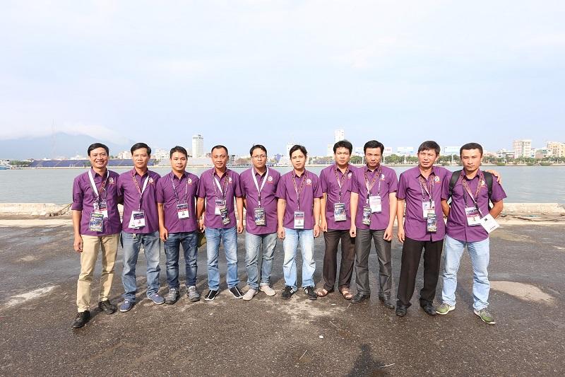 Hồ sơ chi tiết 8 đội thi Lễ hội pháo hoa Quốc tế Đà Nẵng 2018