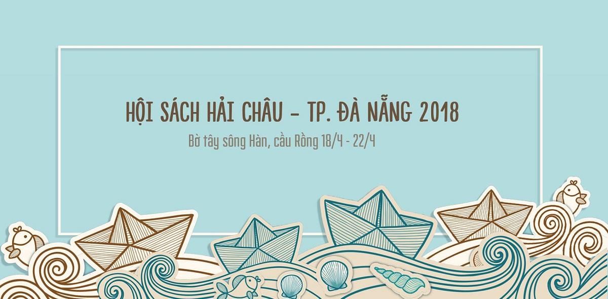 Chi tiết chương trình Hội sách Hải Châu Đà Nẵng 1