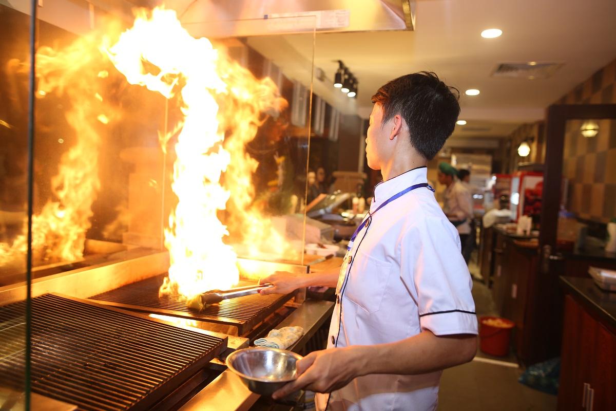 """Không gian ẩm thực """"Bốn mùa hương sắc"""" tại Sun World Danang Wonders 3"""