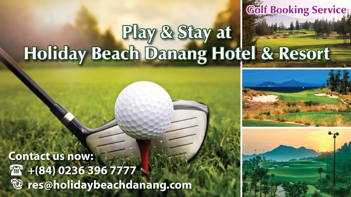 Summer promotion at Holiday Beach Danang 4