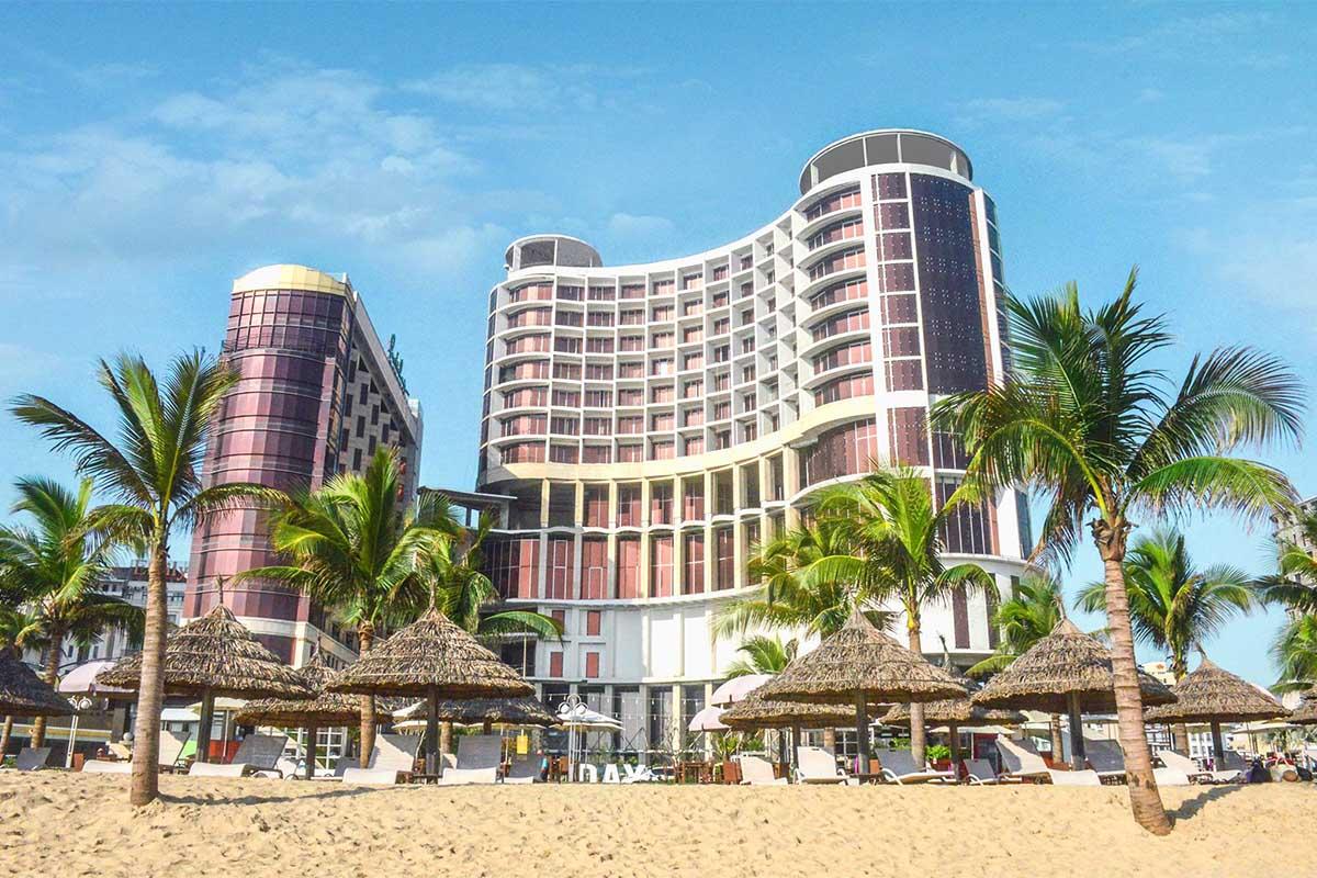 Summer promotion at Holiday Beach Danang
